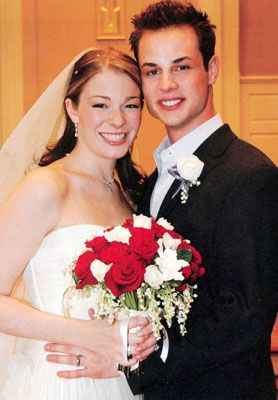 Leann Rimes And Dean Sheremet Were Married At Perkins Chapel In