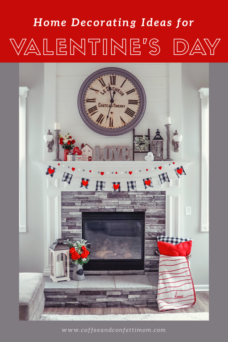 Valentine S Day Decorating Ideas For Your Home Diy Valentine S Day Decorations Diy Valentines Decorations Decor