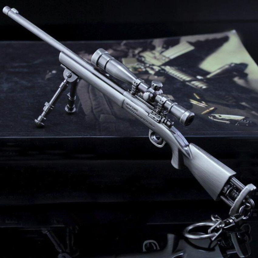 Pubg Awm M24 98k All Rifle Model Playerunknown S Battlegrounds