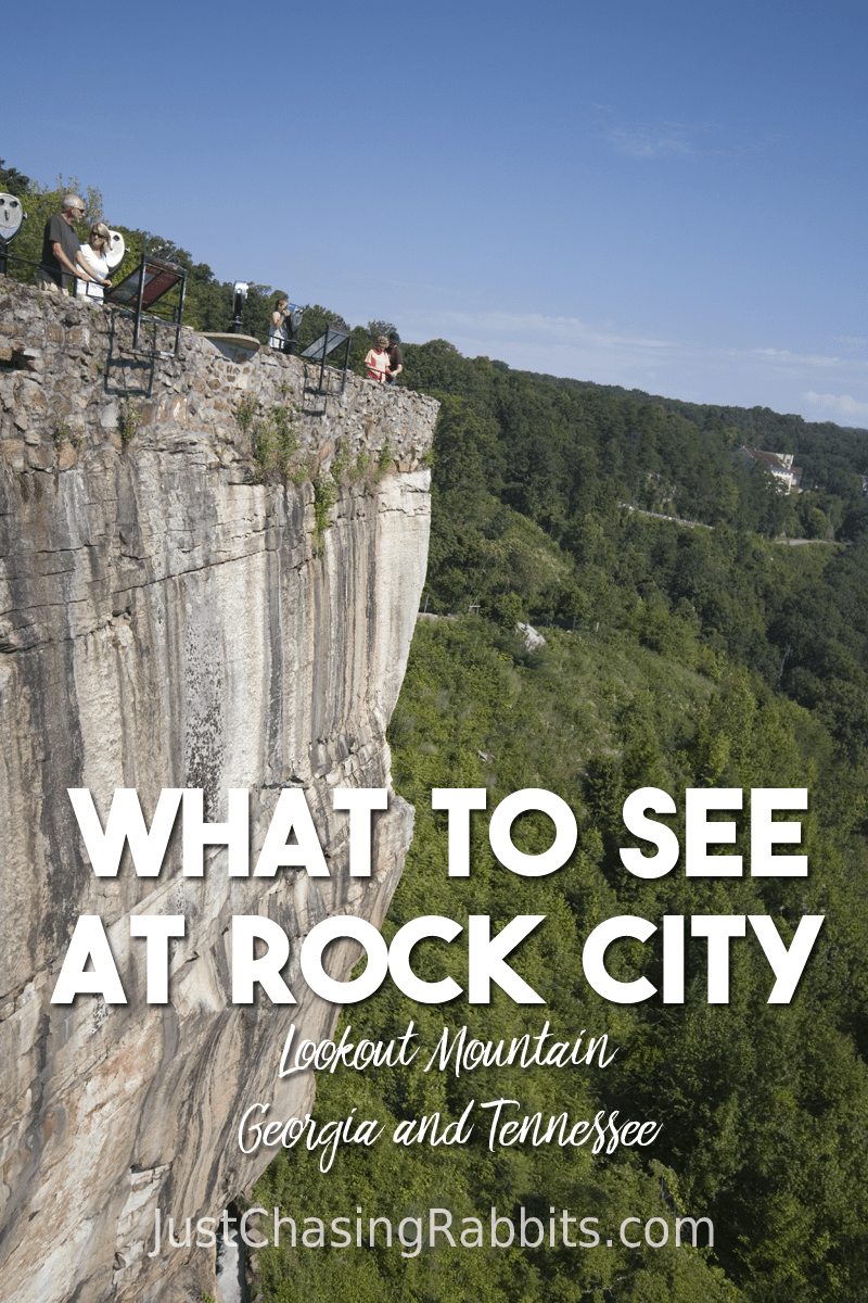 What To See At Rock City Lookout Mountain Georgia Tennessee Usa Unitedstates Travel Tennessee Road Trip Tennessee Family Vacation Tennessee Vacation