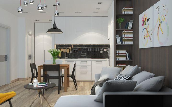 Aménager Et Décorer Un Appartement De Moins De 50M2   Appartements