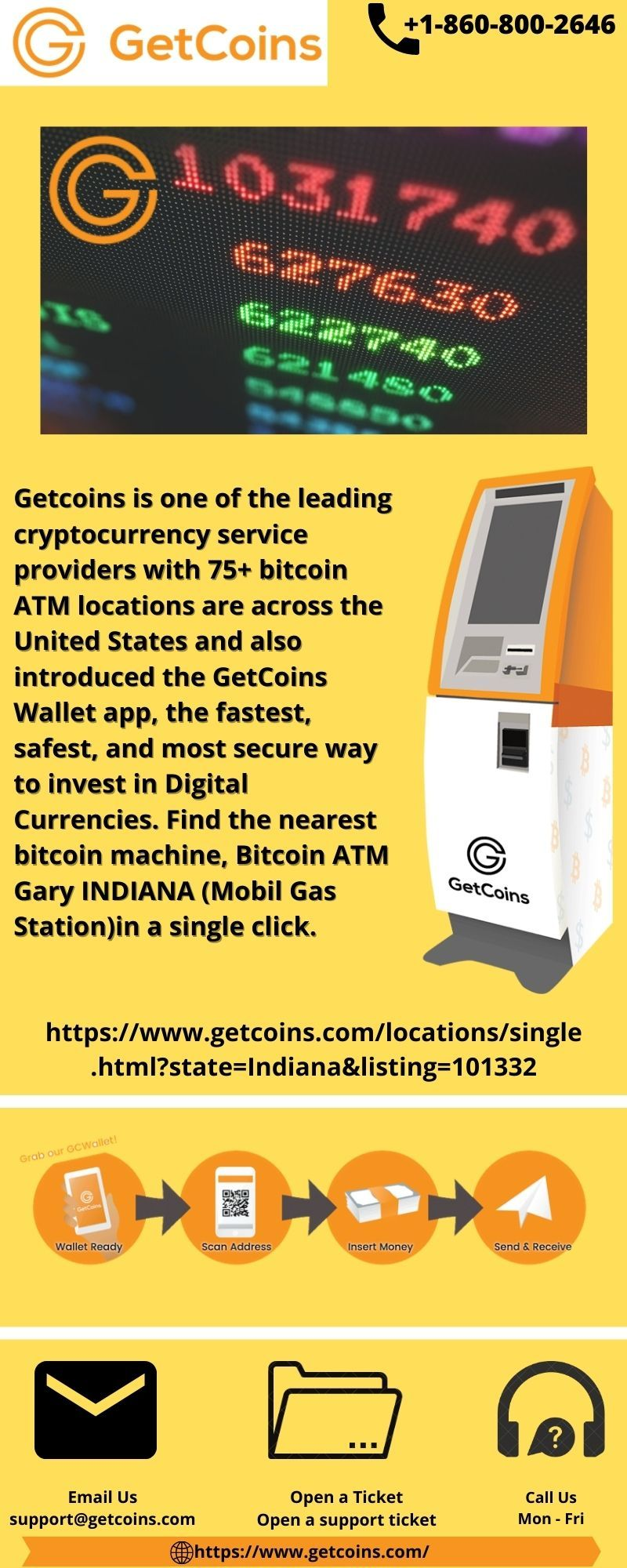 Pin On Bitcoin Atm
