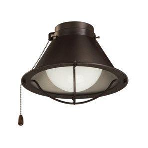 Emerson Ceiling Fans Seaside 1 Light Globe Ceiling Fan Light Kit