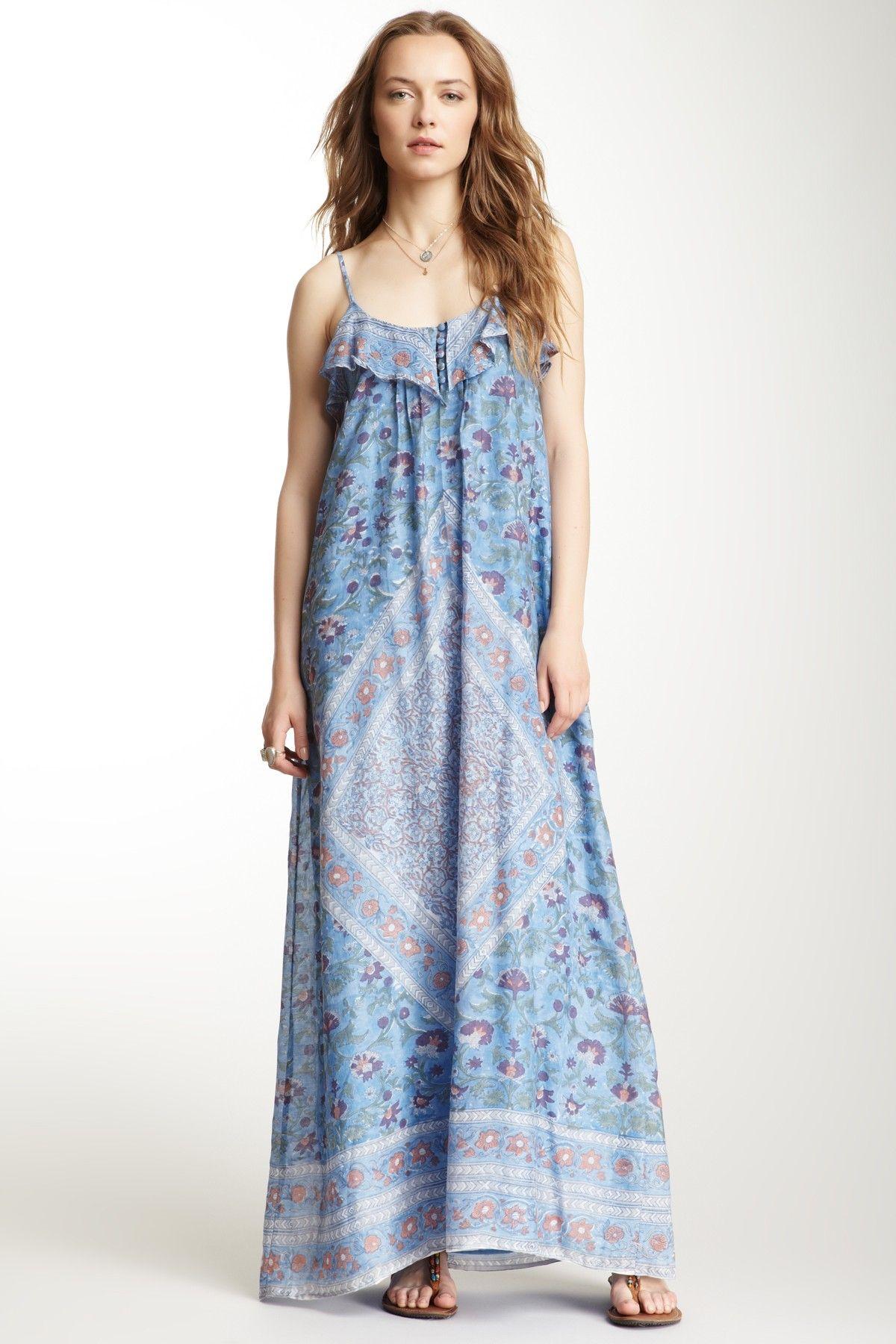 Antik Batik Cotton Nookta Maxi Dress Beach! | Style | Pinterest ...