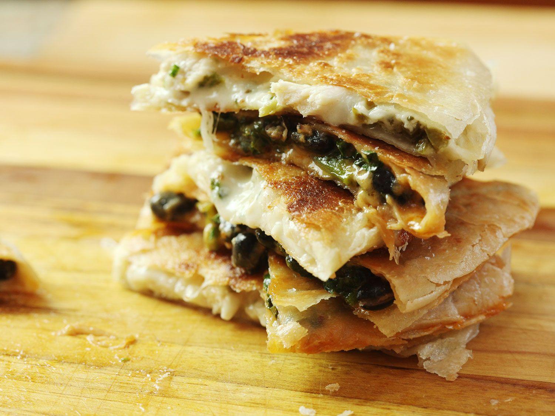 The Food Lab: How to Make Kickass Quesadillas | Serious Eats