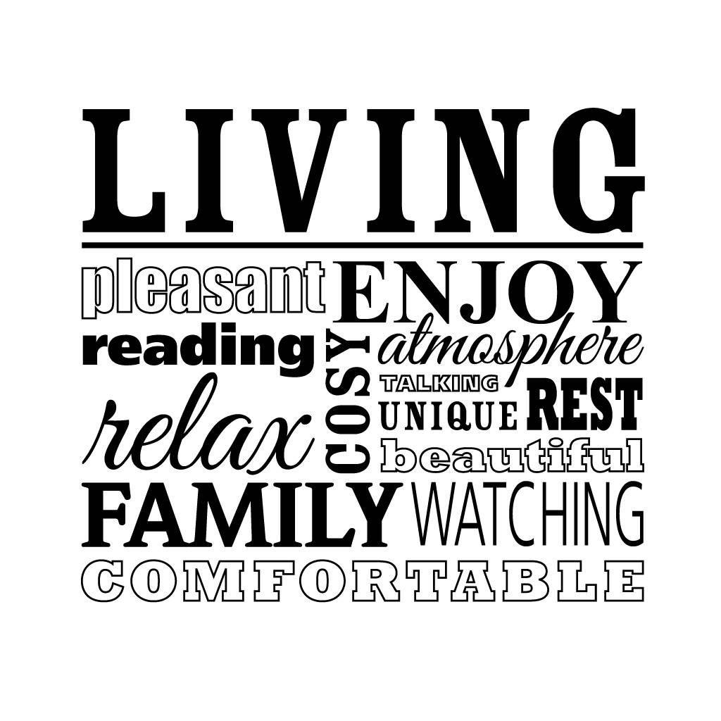 muurtekst-woonkamer-living.jpg (1024×1024)   Teksten wandborden ...
