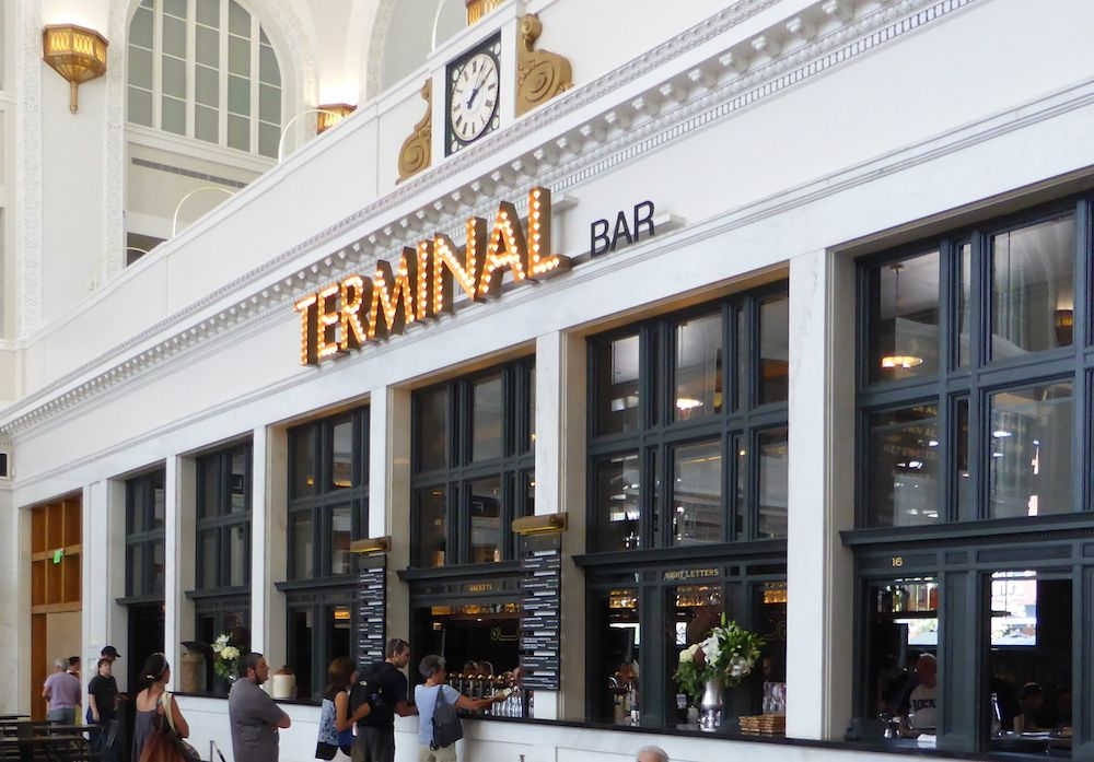 The Terminal Bar Is Just One Of Several Great Places At Union Station Denver That S Perfect For A Date Night Union Station Denver Union Station Highlands Ranch