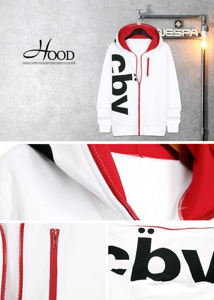 Jersey Zip Up Jacket [NESPA] 11Street #outerwear #fallfashion #koreanstyle