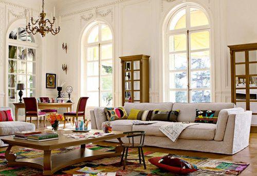 artsy, home, house, interior design, living room, loft