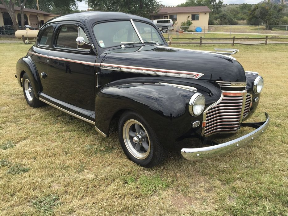 1941 Chevrolet Business Coupe | Street Rods | Vintage Cars