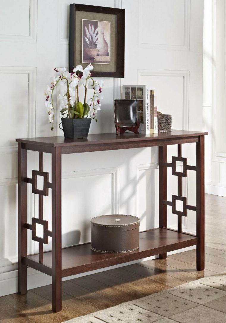 décoration de couloir et idée de meuble dentrée design  Vestibule ...