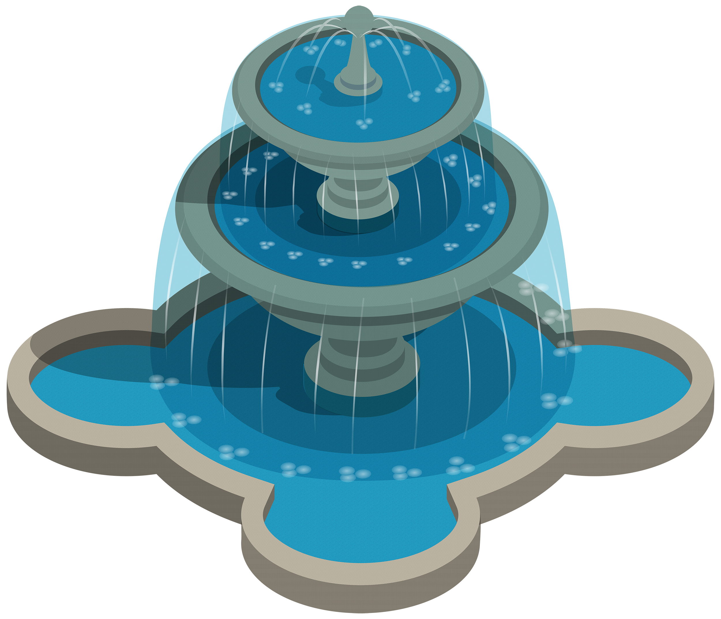 Water Fountain Png Clipart Water Fountain Clip Art Fountain