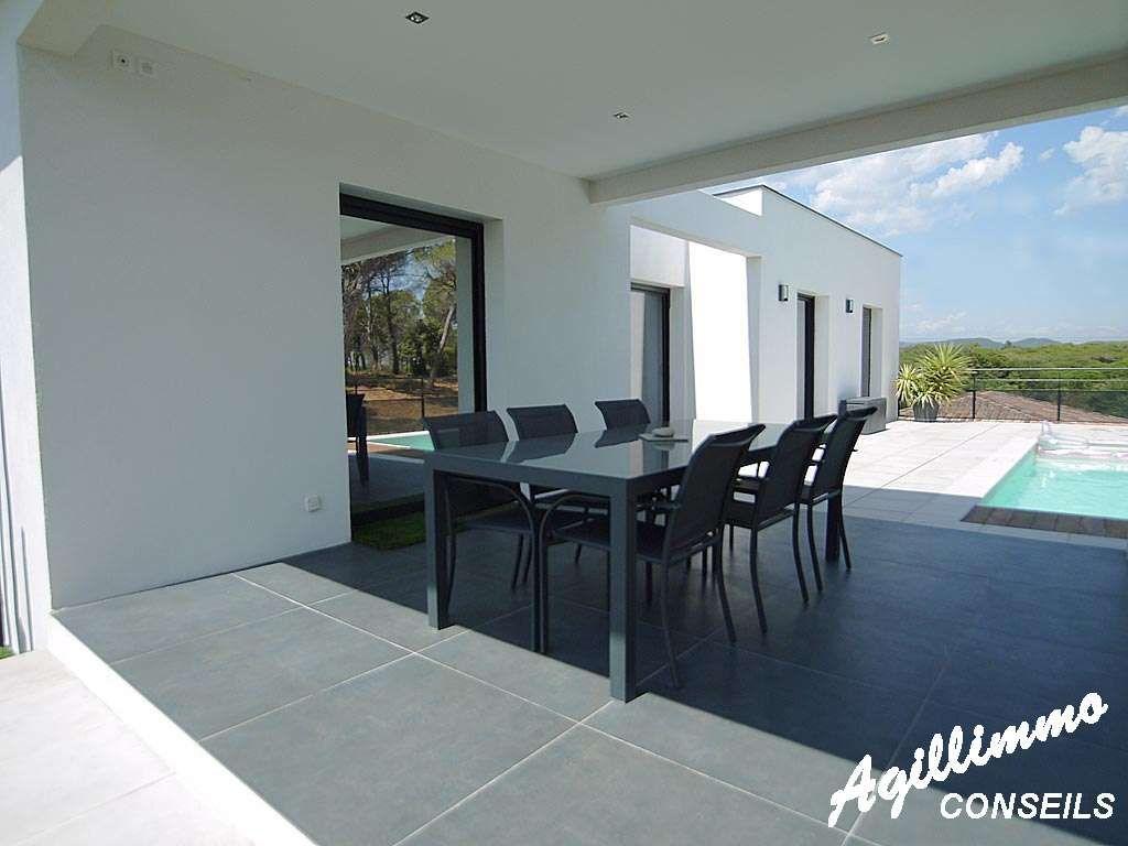 Vente Maison moderne avec 2 logements PUGET SUR ARGENS