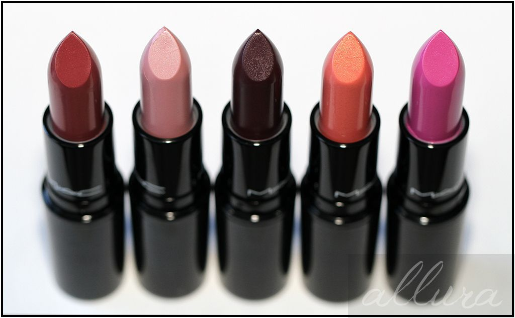 Mac Glamour Daze Lipsticks Beauty Tips For Women Lipstick Beauty Hacks