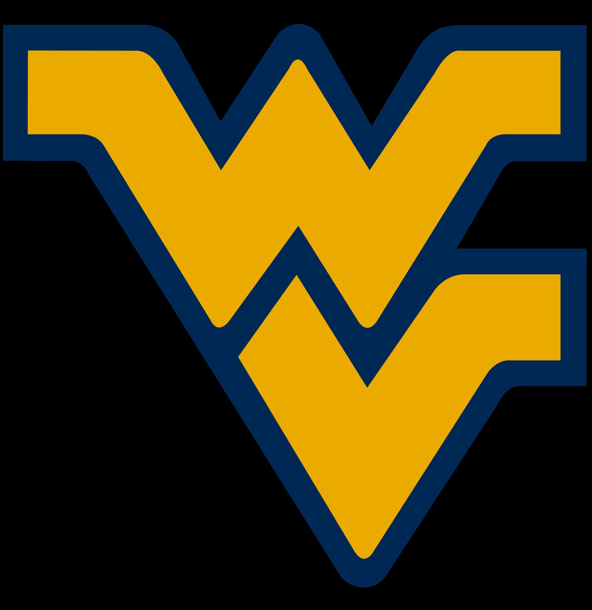 Wvu Mountaineers Logo Wv Logo West Virginia Mountaineers Football West Virginia University [ 2061 x 2000 Pixel ]