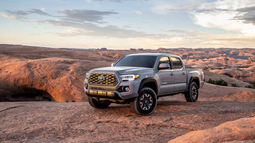 2020 Toyota Tacoma Trd Pro Review What S Improved What S Not Toyota Tacoma Trd Toyota Tacoma Toyota Tacoma Trd Pro