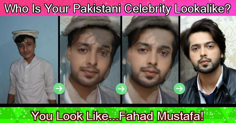 Which Pakistani Celebrity Do You Look Like Celebrity Look Alike Celebrities You Look Like