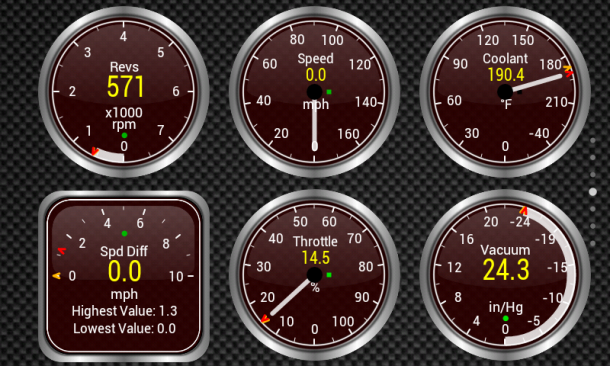 Monitor your car's performance with the Torque app for