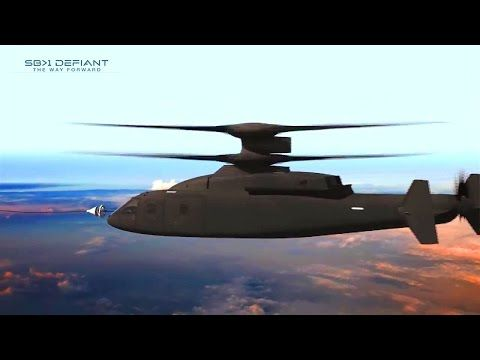 Sikorsky Boeing Future Vertical Lift - YouTube
