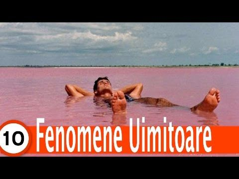 Top 10 Fenomene Naturale, Ca In Filmele S.F. - YouTube