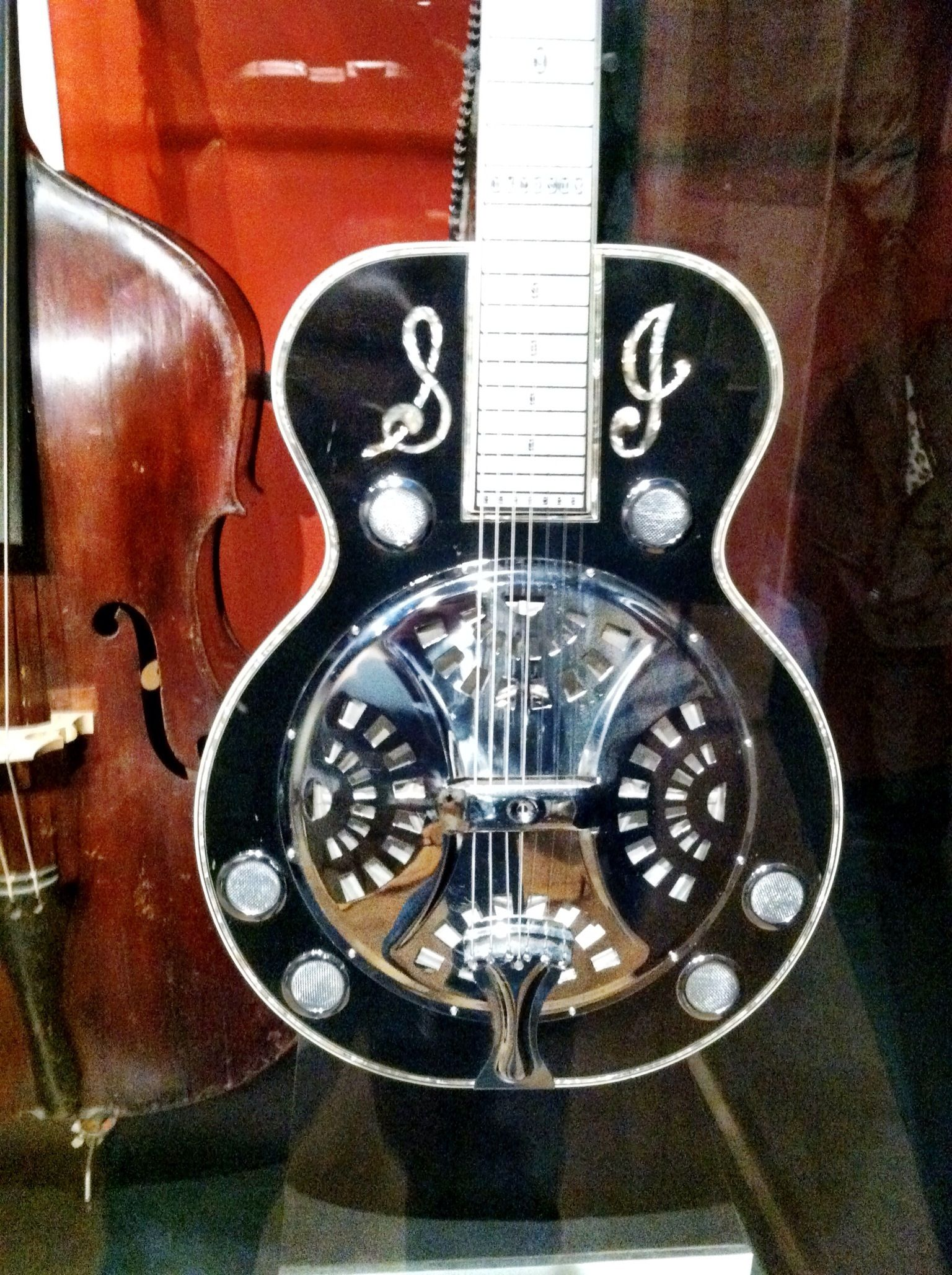 Country Music Hall Of Fame Shot Jackson Was A Guitarist Best Known For Playing Dobro And Pedal Steel Guitar