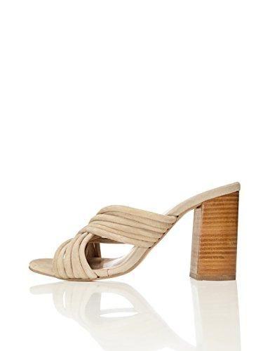 Zapatos beige Find para mujer nnhNrX9bYl