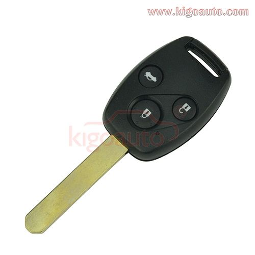 Valeo S2082 A 2 At Remote Key 3 Button 313 8mhz For Honda Civic