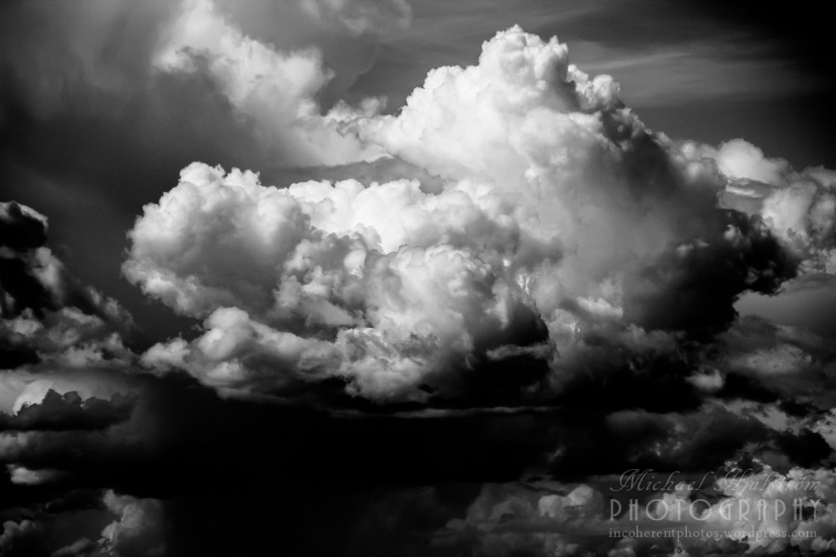 black and white cloud photography - Google Search