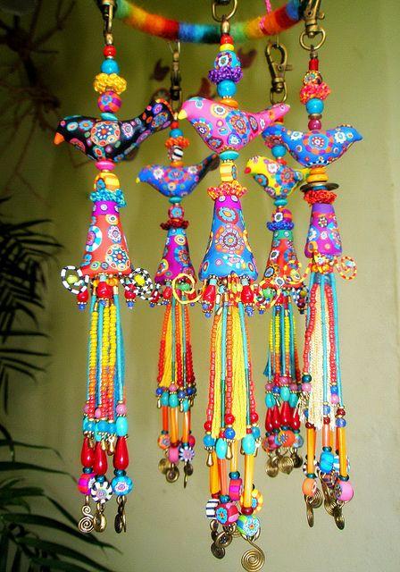 ..feel like Birds Carnival :) by AowDusdee, via Flickr