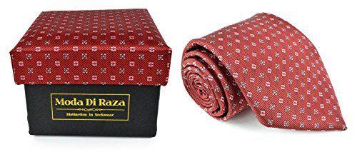 Moda Di Raza Men's Necktie with Box Moda Di Raza http://www.amazon.com/dp/B00ZFQYEXI/ref=cm_sw_r_pi_dp_aAUMvb1MCZ9JN