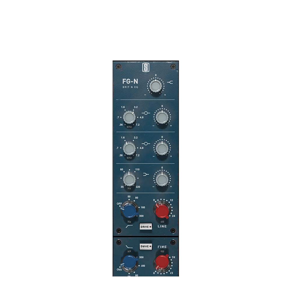 Slate Digital FG-N BRIT-N EQ   Recording Software   Digital