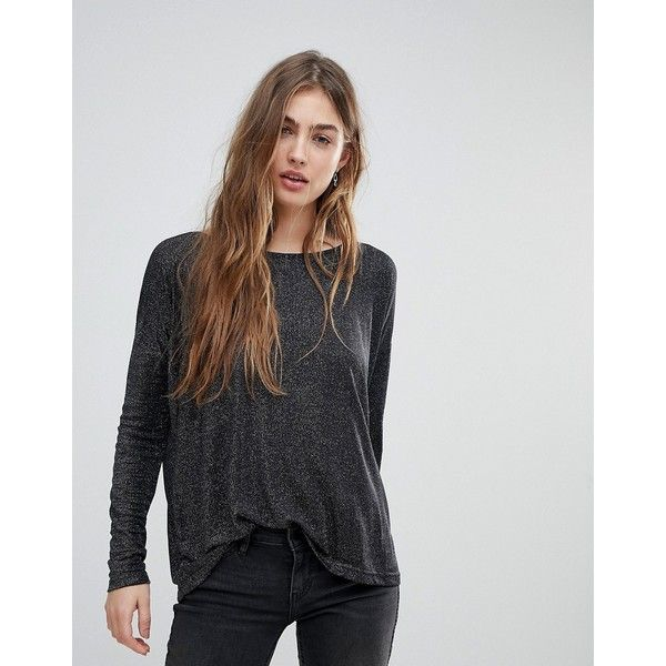 ed3640f7816d2a Blend She Aya Sweater (€36) ❤ liked on Polyvore featuring tops ...