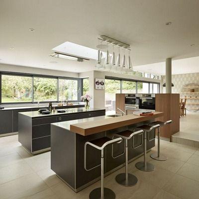 Kitchen Architecture - Home - Cocinas Pinterest Architecture