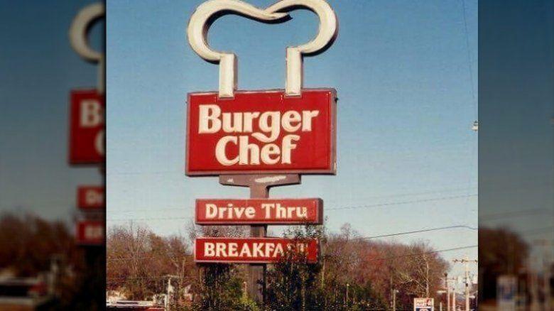 Image result for super shef burger chef burger chef