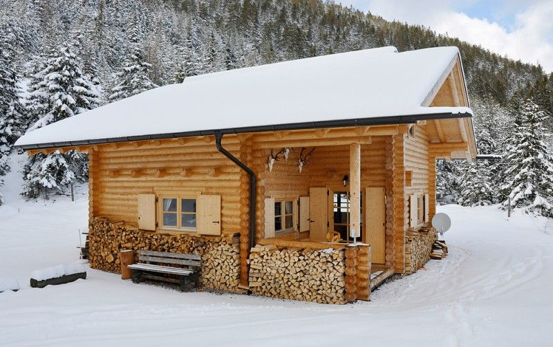 Jagdh tten blockh tten und holzh tten perr blockh user for Hunting cabins plans