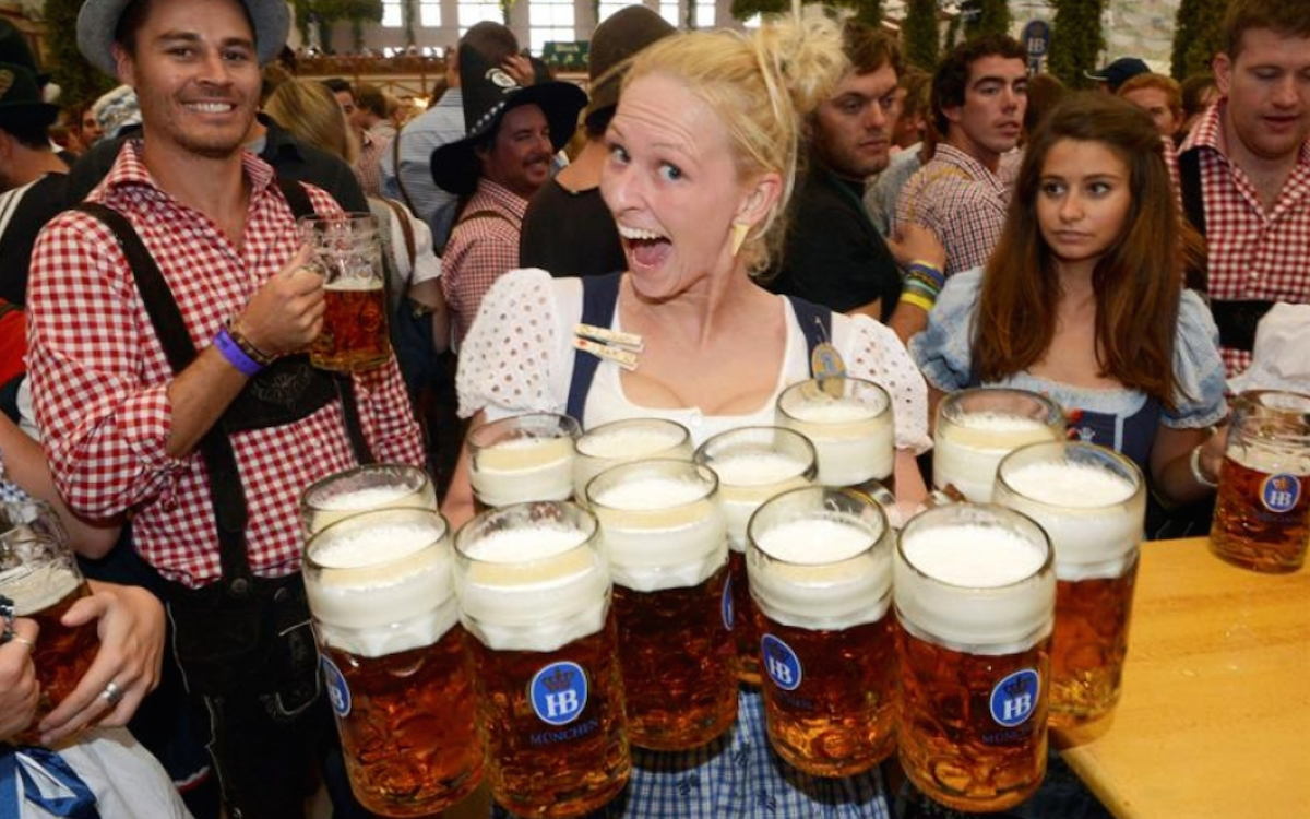 how to become a beer girl