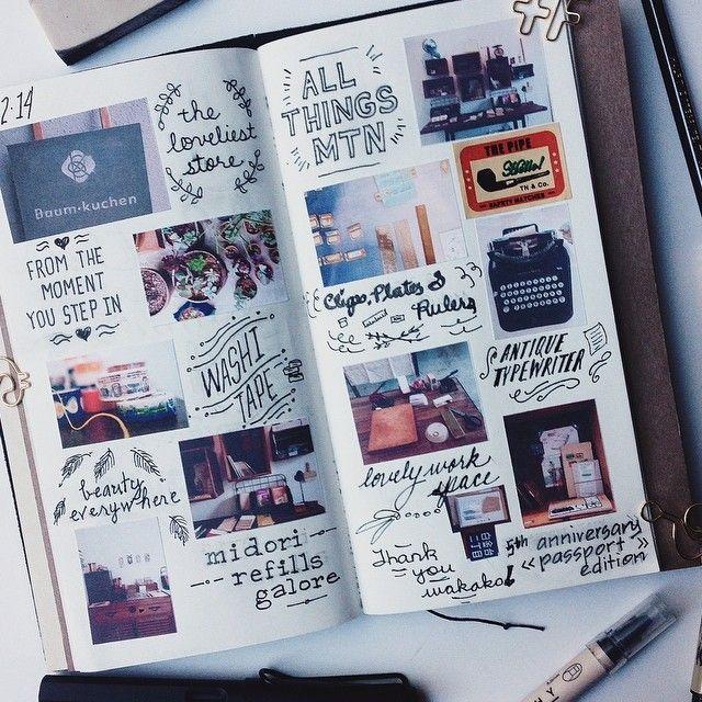 Neue Seiten #collageboard