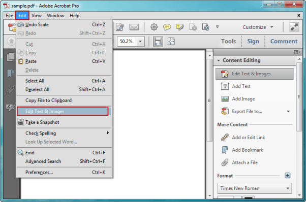 Can You Edit A Pdf >> How Do You Edit Text In A Pdf File Classic Pdf Edit Text Pdf