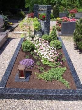 grabpflege grabbepflanzung grabneuanlagen grabpflege andrea becher 57537 wissen grab pinterest. Black Bedroom Furniture Sets. Home Design Ideas