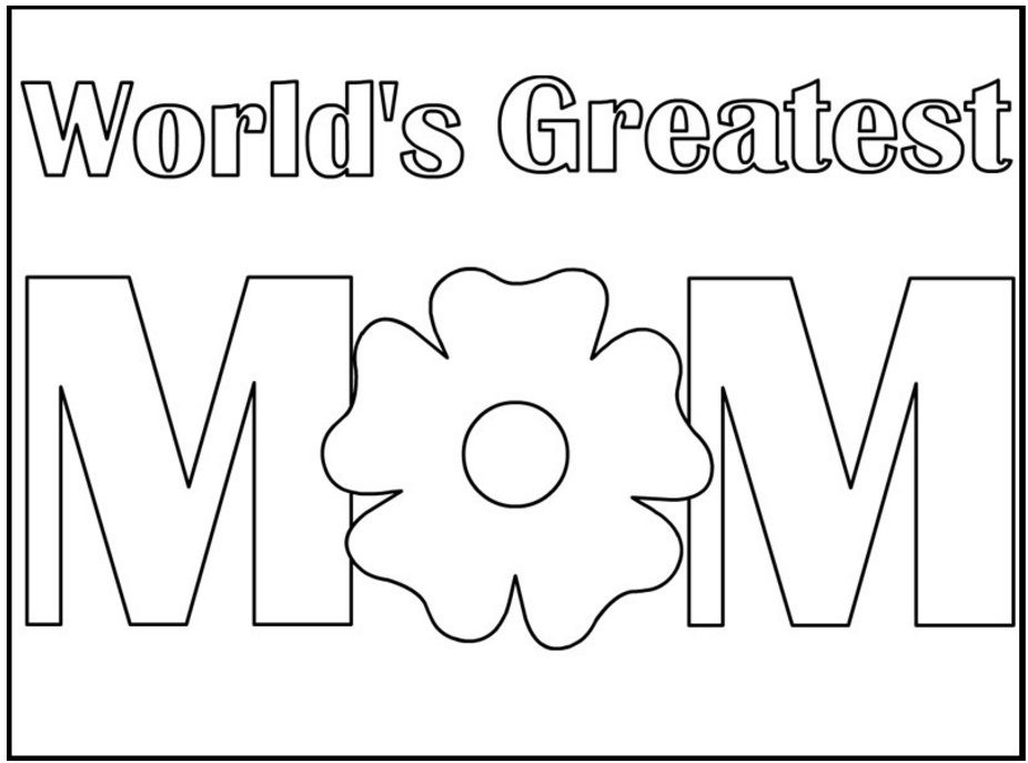 Pin by Mothers Day on Coloring Pages Pinterest - cute fax cover sheet