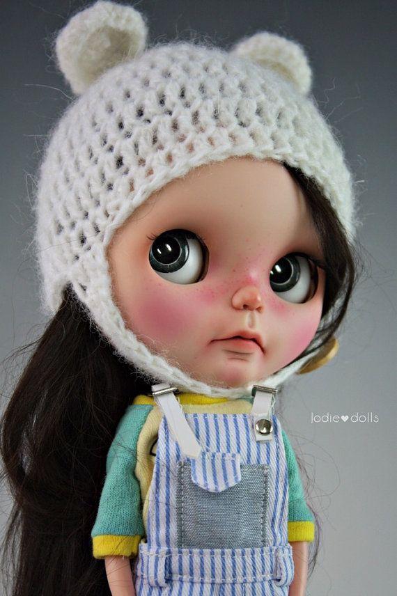 Magnolia Blythe custom art ooak doll by Jodiedolls