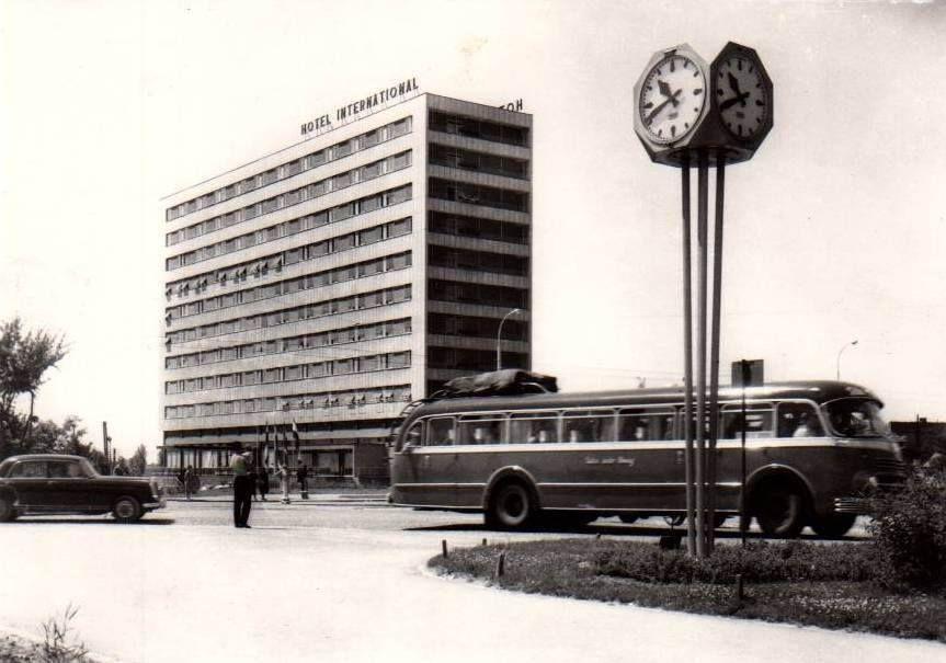 Miramarska street, 50 years ago #old #Zagreb #old #pictures #oldtimes #blacknwhite #photography #CasaBlanca #18century #19century #timemachine