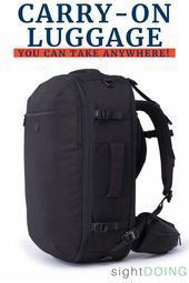 Photo of This Carry-On Backpack Makes the Perfect Christmas Gift for