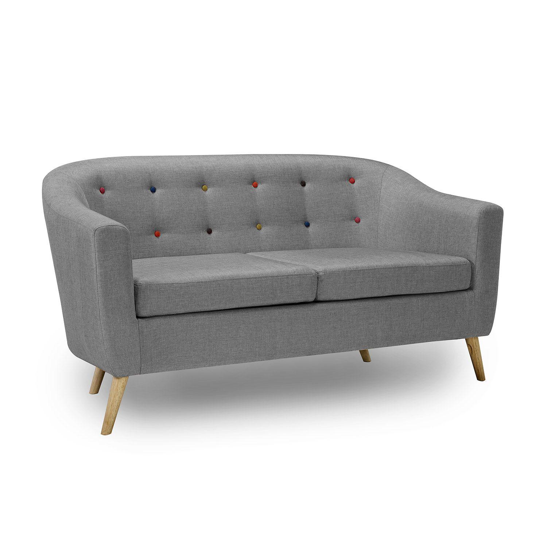 Hudson 2 Seater Sofa Next Day