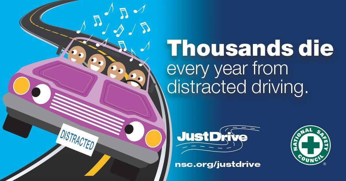 Pin by Sylvia on Bulletin board Distracted driving