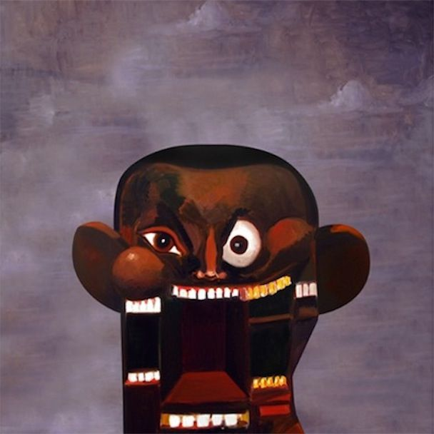 Kanye West My Beautiful Dark Twisted Fantasy Out 11 22 George Condo Beautiful Dark Twisted Fantasy Cover Art