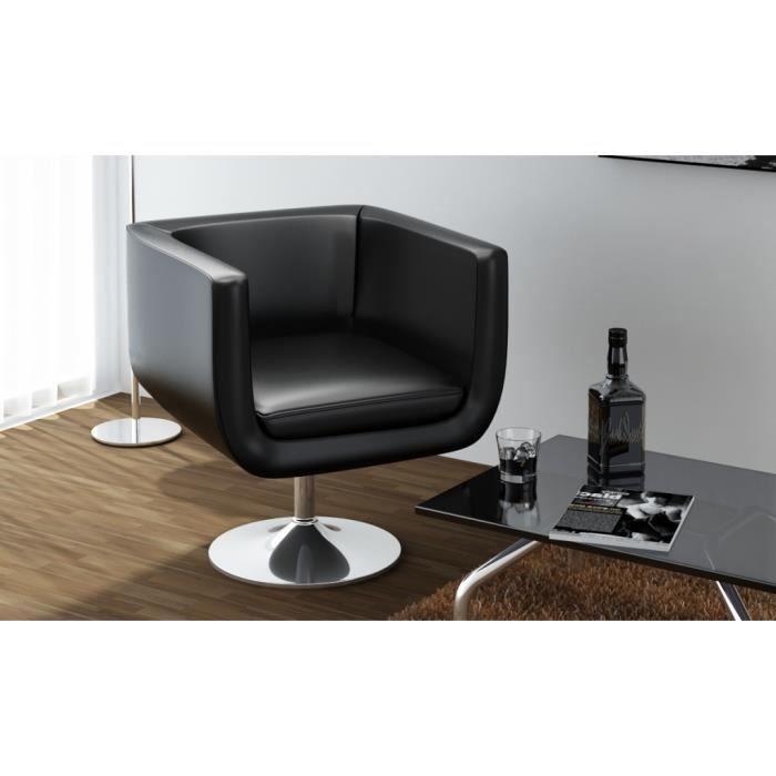 Fauteuil Design Club Noir Design Club Fauteuil Design Et Fauteuil - Achat fauteuil design