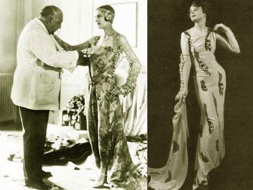 a short history of womens fashion 1900 to 1969