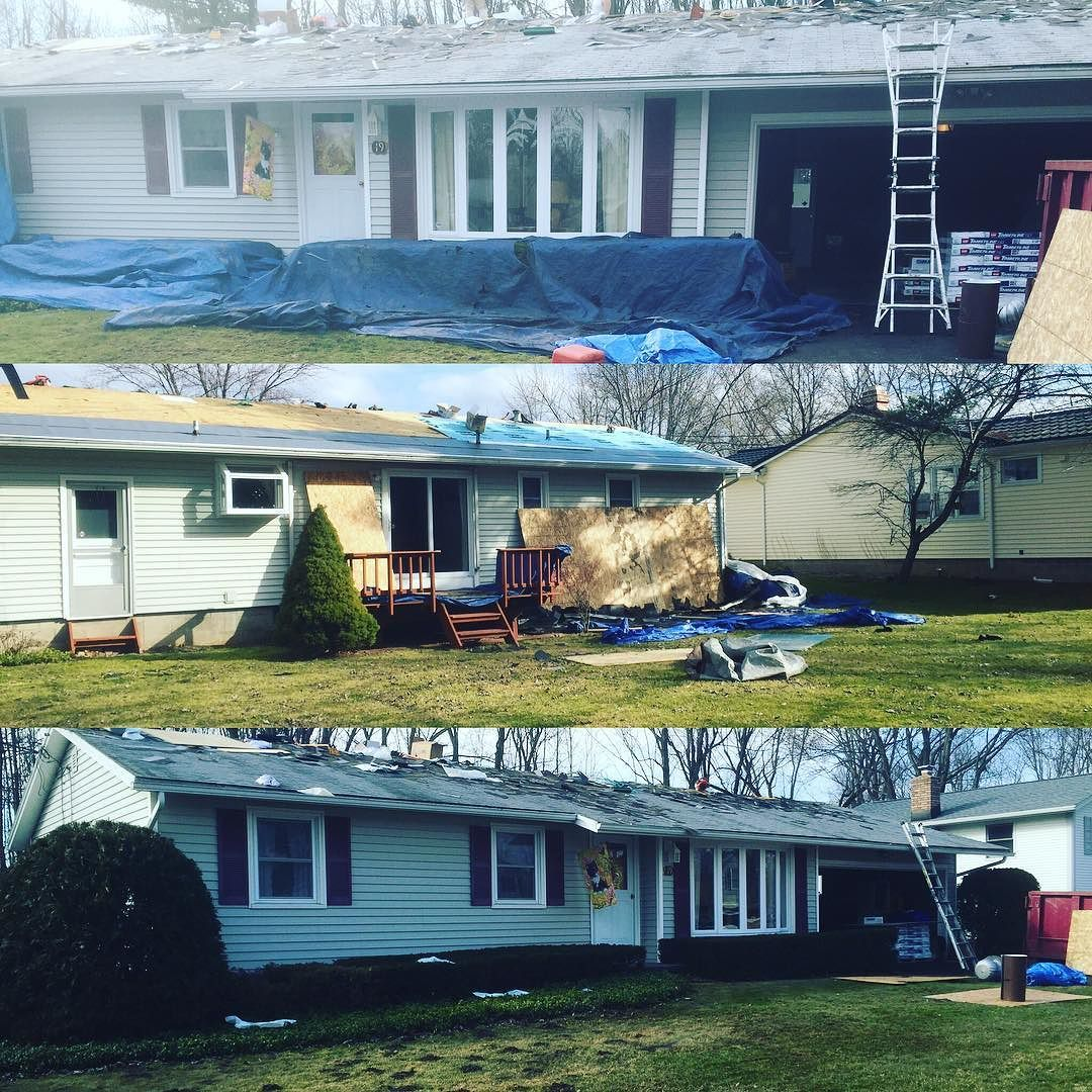 Roofing Contractor Rochester Ny Looking For A Roof Repair Company We Do It All C Roof Repair Roofing Services Repair
