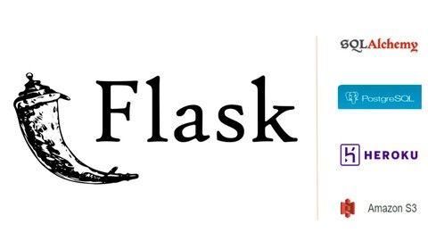 Python Web Development With Flask - PostgreSQL - Heroku | Certified